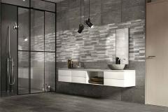 Carrelage salle de bains Chablais